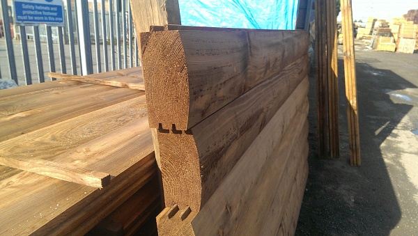 Timber Cladding In Clay Cross Chesterfield Planet Timber